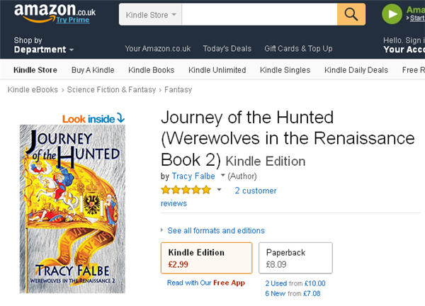 Journey of the Hunted: Werewolves in the Renaissance