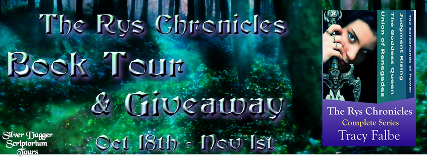 Blog tour for The Rys Chronicles