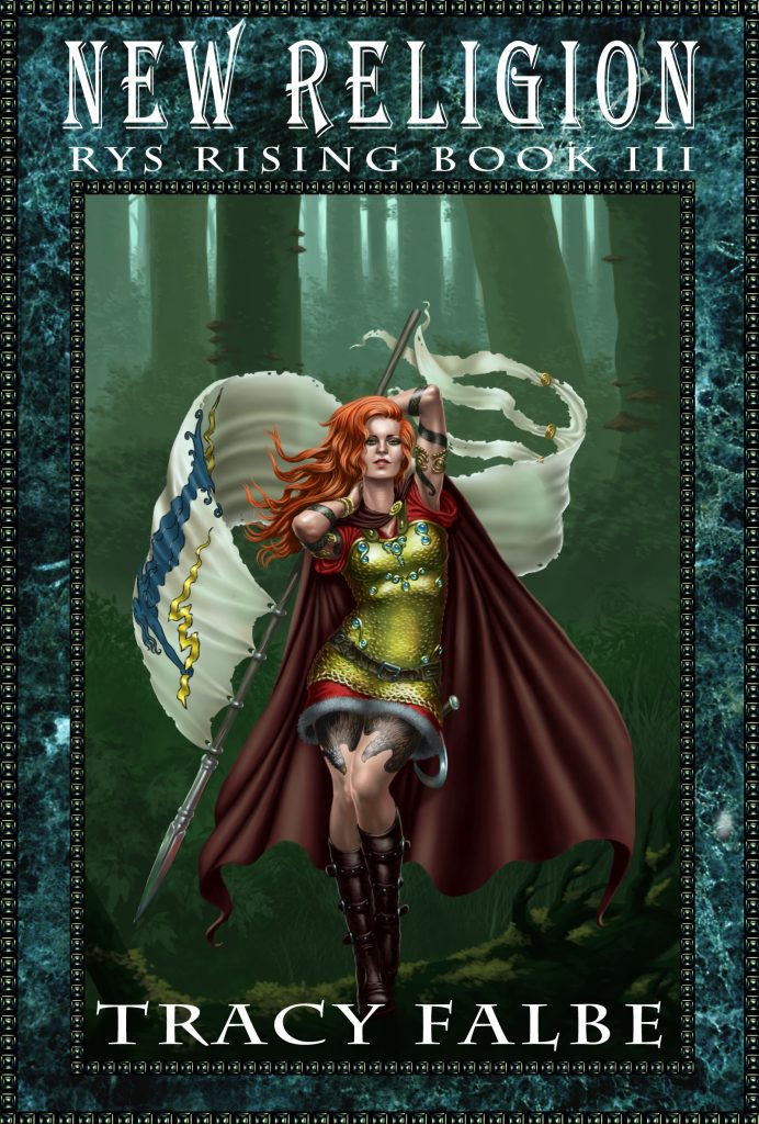 Epic fantasy New Religion