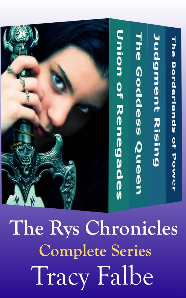 The Rys Chronicles Complete Series ebook bundle