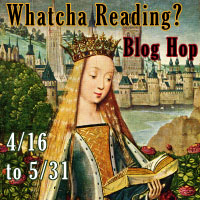 Watcha Reading? blog hop